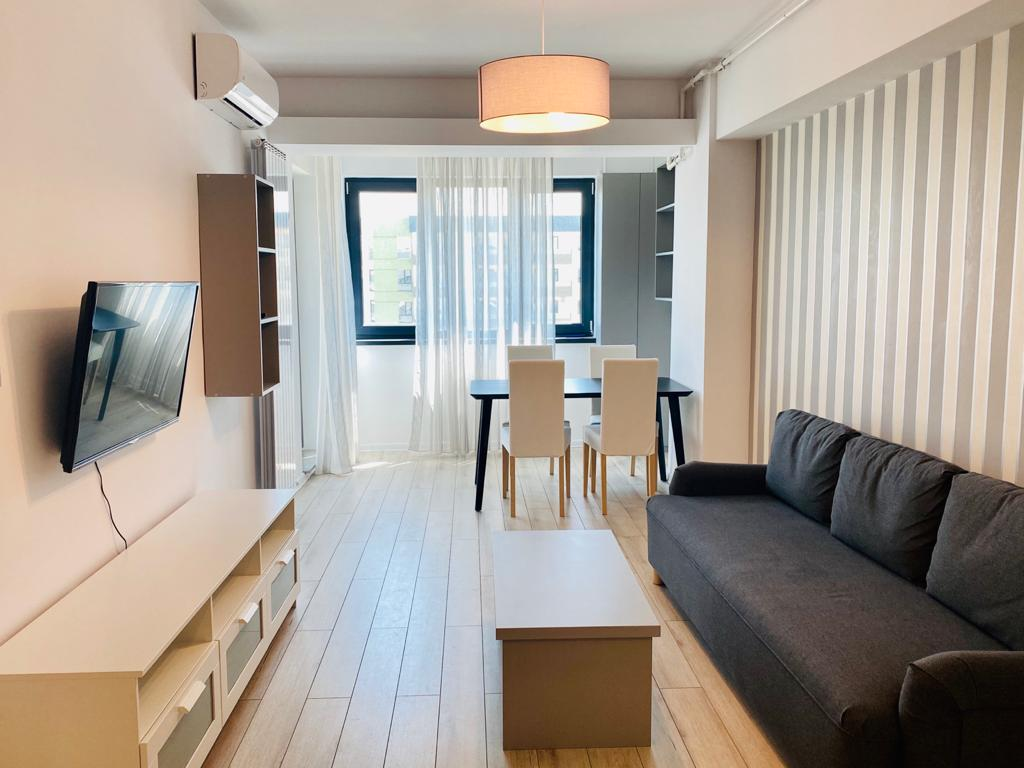 Zona Grozavesti- Novum Residence- apartament doua camere cu loc de parcare