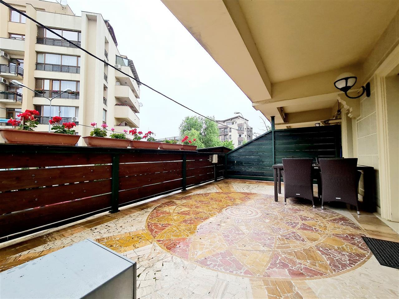 Apartament elegant doua camere Baneasa -Tur video atasat