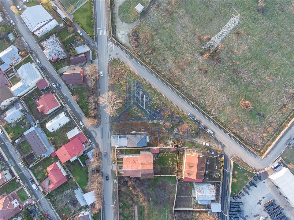Zona Doamna Ghica-Baicului- teren de vanzare 3483 mp