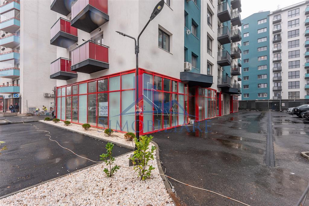 ISG Residence- vis a vis de Primaria Sector 5- spatiu comercial de inchiriat