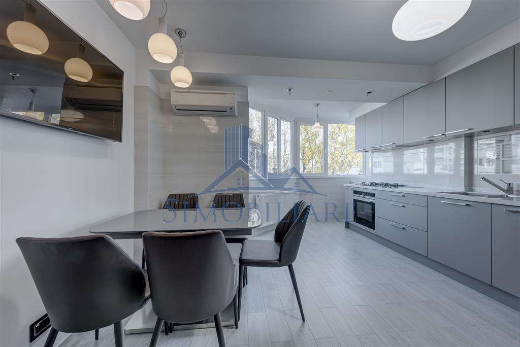 Zona Arcul de Triumf- Blv. Maresal Averescu- apartament 3 camere