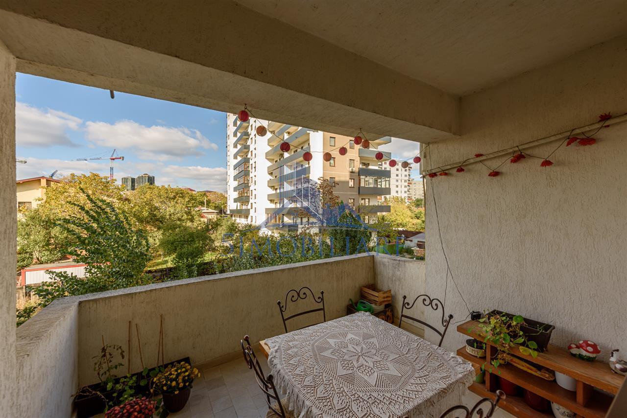 Apartament elegant cu 4 camere in complex rezidential