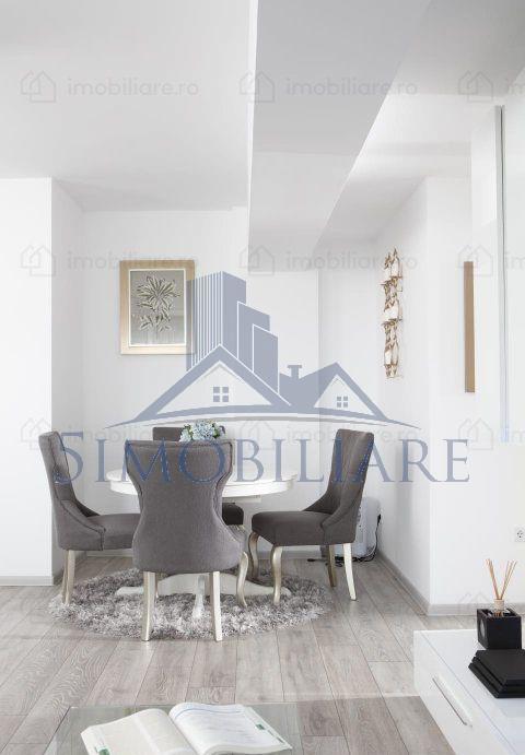 Apartament LUX 3 camere Piata Presei-Damaroaia