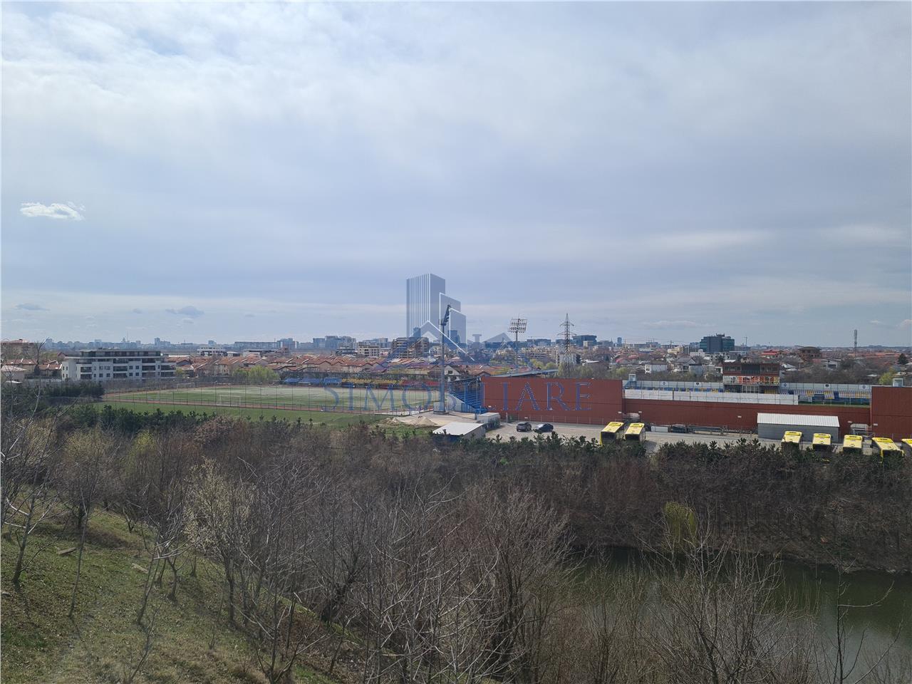 Pipera - teren 15000 mp - ideal constructie P+6 - Comision 0%