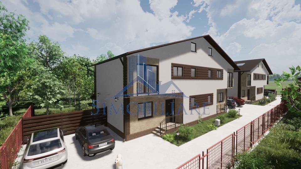Casa familiei tale in Tunari