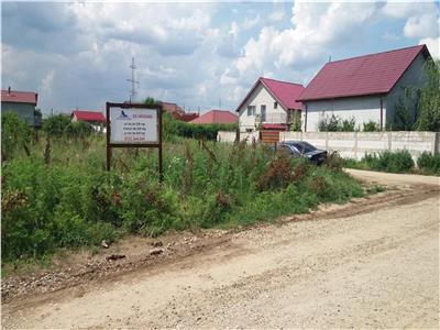 Oras Pantelimon- teren de vanzare- zona de vile