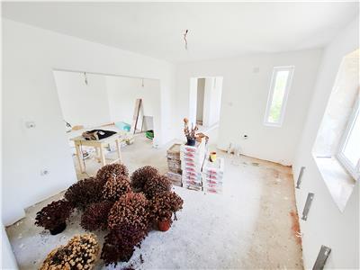 Casa in Domnesti,1218 metri teren,toate utilitatile,comision 0%